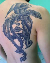 phoenix tattoo art and designs page 9