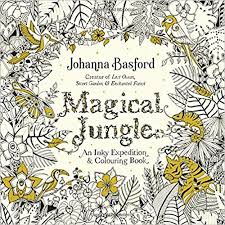 buy magical jungle johanna basford colour