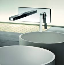 Kitchen Wall Mount Faucets Interior Wall Mounted Bathroom Faucet Bathroom Vanity And Mirror