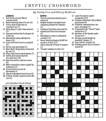national post cryptic crossword forum saturday july 25 2015