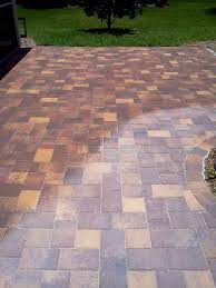 Snap Together Slate Patio Tiles by Pavers Tampa Paver St Petersburg Brick Pavers Sealing Sealing