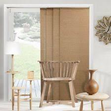 Patio Door Sliding Panels Chicology Window Vertical Blinds Ebay