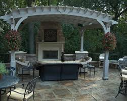 Patio 26 Outdoor Kitchens Decor Pergolas Design Pictures Remodel Decor And Ideas Page 6 For