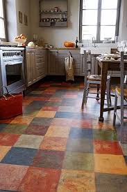 revetement de sol cuisine pvc revetement sol cuisine lino contemporaine linoleum differentes