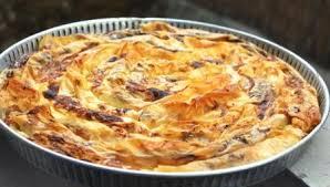 cuisine yougoslave beureck serbe pour une arménienne le gibanica en images festin