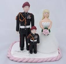 army wedding cake toppers wedding cake toppers craftjuice handmade social network