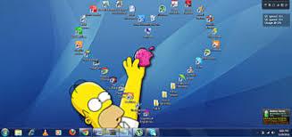 icones de bureau restaurer l organisation des icônes du bureau sous windows
