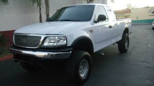 2000 ford f150 4x4 2000 ford f 150 xl one owner lifted 4dr 4x4 extended cab sb in