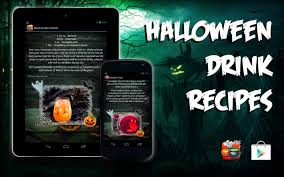 download halloween drink recipes 1 0 android free