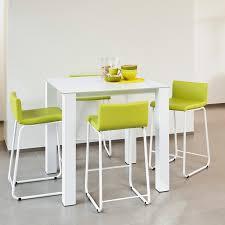 tables hautes cuisine table carrée cuisine produits et prix avec le guide d achat kibodio