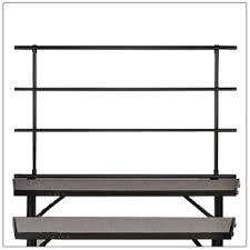 Choir Stands Benches Choral Risers Standing Midwest Folding Products