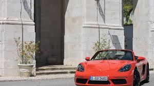 porsche boxster weight distribution 2017 porsche 718 boxster release date price and specs roadshow