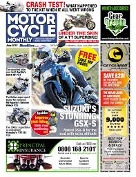 motor cycle monthly april 2016 by mortons media group ltd issuu