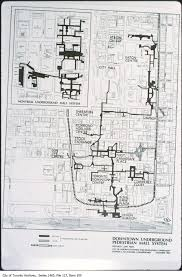eaton centre floor plan curated collection of vintage toronto maps