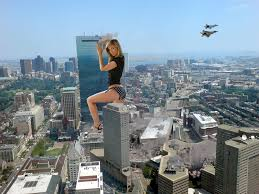 giantess in the city 13 by lala222221 on deviantart