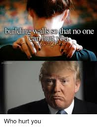 Build Meme - building walls so that no one can hurt you dabmoms who hurt you
