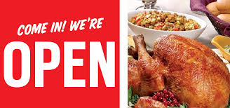 what restaurants are open on thanksgiving 2015 metro detroit