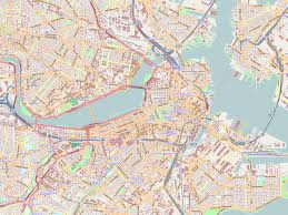 Silver Line Boston Map by Boston Ma Light And Heavy Rail Systems