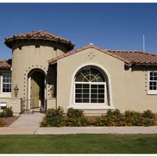 Best Decor Stucco House Paint by Best Exterior Paint Colors For Small Stucco Home With Orange Tile