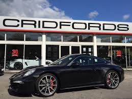 porsche 4s for sale uk used porsche cars for sale in surrey and cridfords
