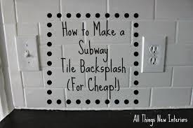 kitchen style peel and stick subway tile backsplash patio home