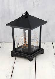 everlasting glow led lights glow lantern with led fairy lights 9in