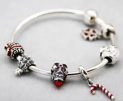 pandora style silver charm bracelet images 2018 valentine 39 s day fit pandora bracelets 925 ale sterling silver jpg