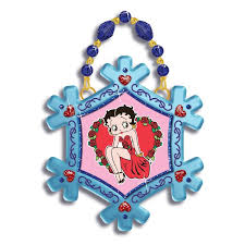 images of betty boop ornaments tree
