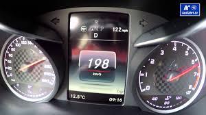 mercedes 45 amg 0 60 2015 mercedes c450 amg 0 200 km h 0 124 mph tachovideo