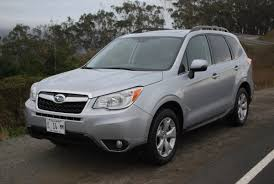 subaru forester car review 2014 subaru forester 2 5i touring car reviews and news