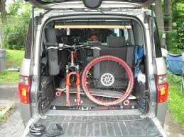 2014 Honda Element Honda Element And Bikes What Am I Doing Wrong Mtbr Com