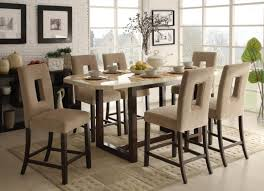 Wrought Iron Kitchen Tables by Kitchen Table Rectangular Bar Height Sets Wood Storage 4 Seats