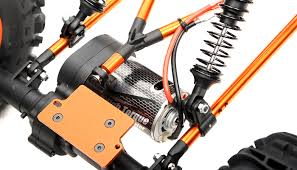 exceed rc 1 8th mad torque rock crawler artr orange 03c09
