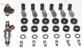 toyota 4runner repair toyota 4runner t100 v6 3 0l set of 6 fuel injector repair kits