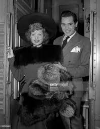 actress lucille ball with new husband desi arnaz pictures getty