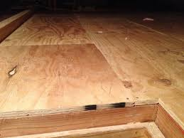plywood thickness for attic floor bleurghnow com