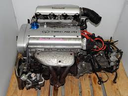 jdm 4a ge black top silver top u0026 4e fte turbo engine s j spec