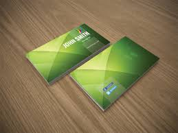 green business card template by crazyleafdesign on deviantart