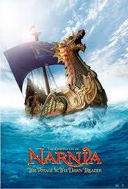 narnia film poster the chronicles of narnia the voyage of the dawn treader 2010