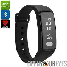 app health bracelet images Bluetooth fitness tracker bracelet pedometer heart rate monitor jpg