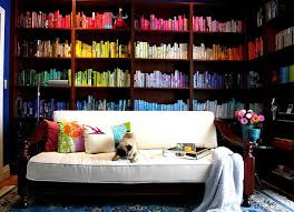 How To Organize Bookshelf How To Organize Bookshelves With A Lot Of Books From Complex To
