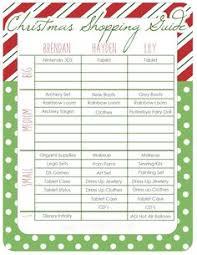 christmas shopping list free printable christmas shopping list christmas shopping list