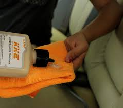 Cloth Car Seat Cleaner Car Care Blog How To Clean Leather Seats In Your Car Kke Autocare