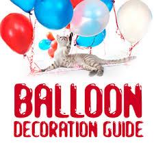 how to make a balloon column balloon decoration guide
