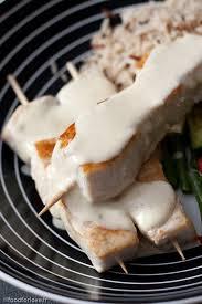 cuisiner espadon brochettes d espadon à la vanille food for