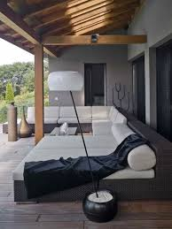 exterior surprising back porch ideas for modern house with modern