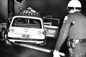 five iconic car crashes that defined the 20th century car june