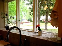 kitchen garden window with enchanting white kitchen garden window