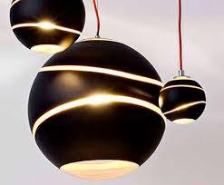 dangling ls sphere pendant lights