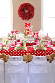 Christmas Party For Kids Ideas - kids candy coated christmas party celebrations at home
